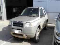 land rover freelander (ln) 1.8 i xe familiar (88kw)   (120 cv) 1998-1998 18K4F SALLNAAA8YA