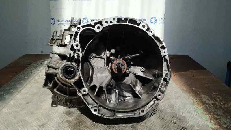 CAJA CAMBIOS RENAULT SCENIC II Confort Dynamique  1.9 dCi Diesel (120 CV) |   06.03 - 12.05_img_0