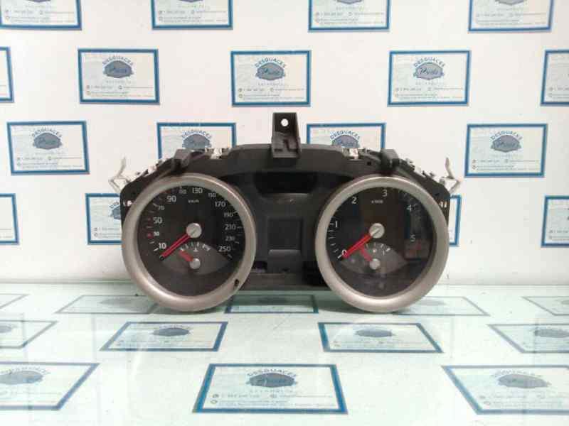 CUADRO INSTRUMENTOS RENAULT MEGANE II CLASSIC BERLINA Confort Dynamique  1.9 dCi Diesel (120 CV)     12.03 - 12.05_img_0
