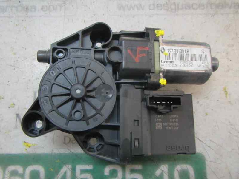 MOTOR ELEVALUNAS DELANTERO DERECHO RENAULT MEGANE III BERLINA 5 P Business  1.5 dCi Diesel FAP (90 CV) |   02.12 - 12.15_img_0