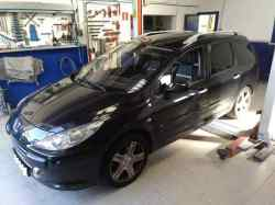 PEUGEOT 307 BREAK/SW (S2) 2.0 16V HDi FAP CAT (RHR / DW10BTED4)