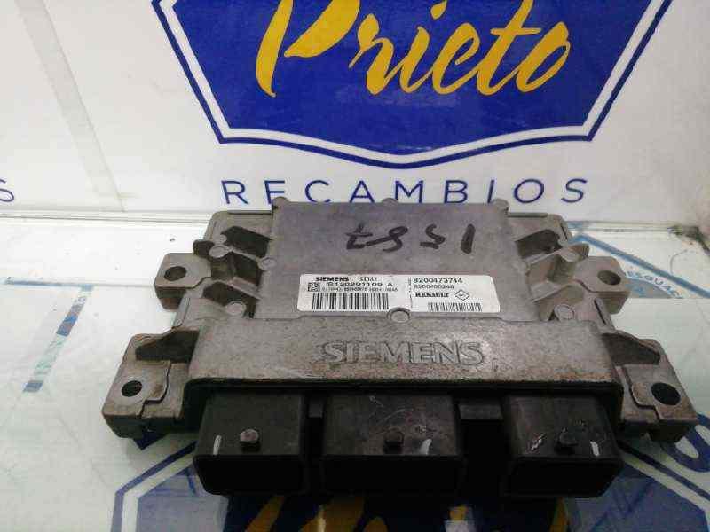 CENTRALITA MOTOR UCE RENAULT CLIO II FASE II (B/CB0) Authentique  1.2 16V (75 CV) |   0.01 - ..._img_0