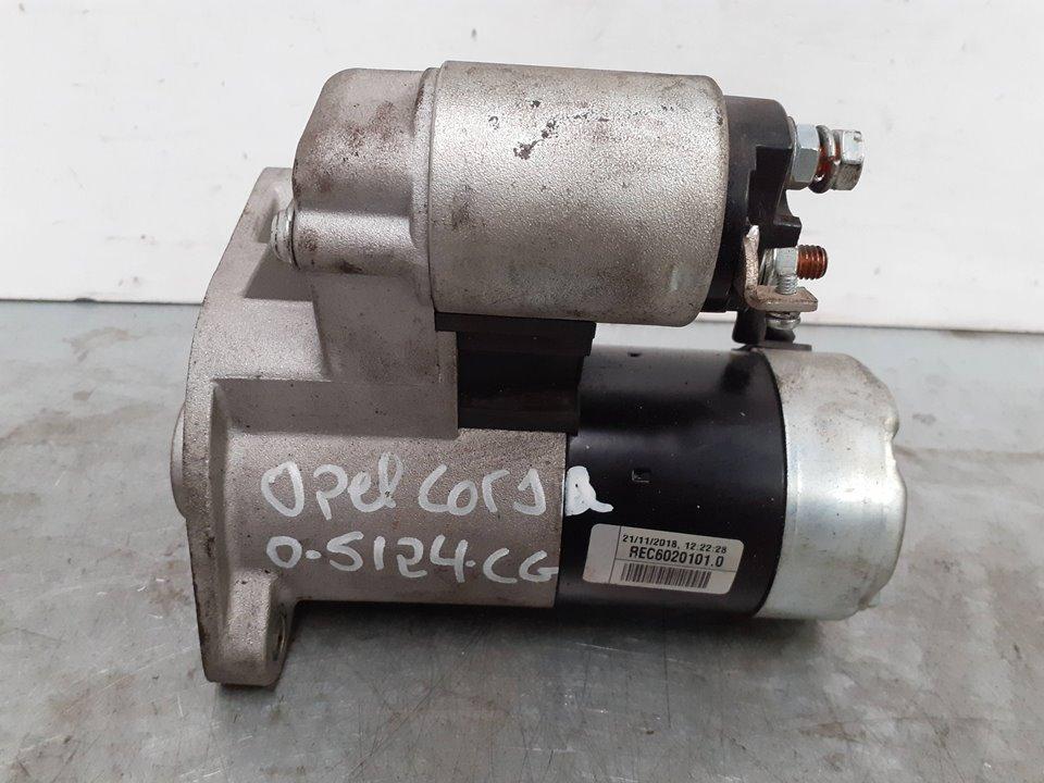 MOTOR ARRANQUE OPEL CORSA B Eco  1.7 Diesel (60 CV) |   09.97 - 12.00_img_0