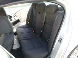 asientos traseros bmw serie 5 berlina (e60) 520d  2.0 16v diesel (163 cv) 2005-2007