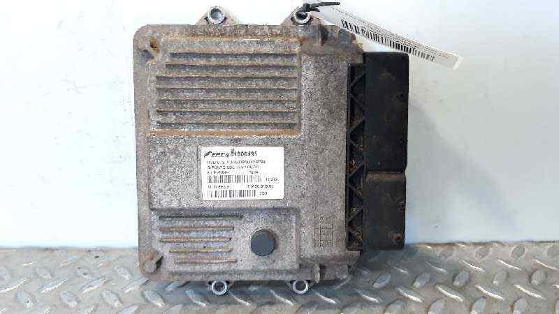 CENTRALITA CHECK CONTROL FIAT GRANDE PUNTO (199) 1.3 16V Multijet Active (55kW)   (75 CV)     09.05 - 12.07_img_0