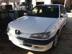 peugeot 306 berlina 3/4/5 puertas (s2) style  1.9 turbodiesel cat (90 cv) 1997-1999 DHY VF37ADHYE32