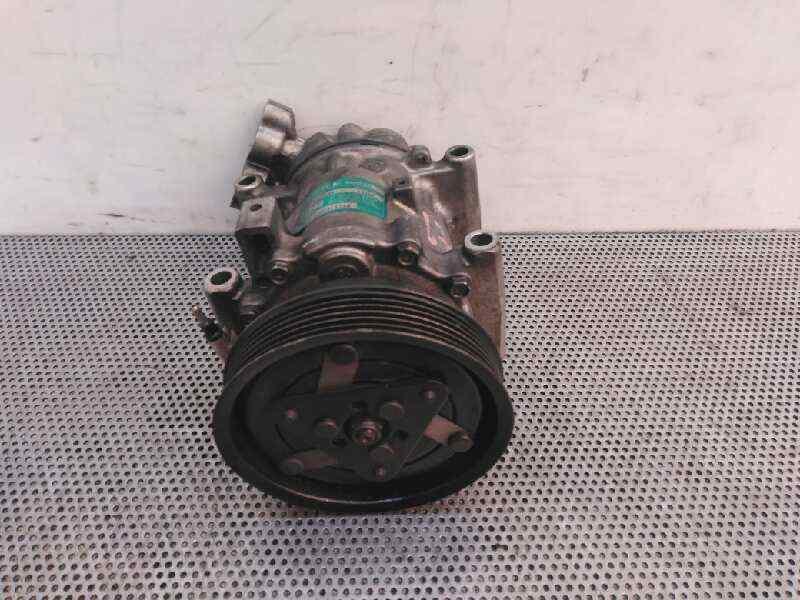 COMPRESOR AIRE ACONDICIONADO NISSAN KUBISTAR (X76) Premium (L1)  1.5 dCi Turbodiesel CAT (65 CV) |   09.05 - ..._img_4