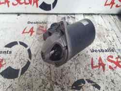 motor arranque opel corsa a city  1.2  (54 cv) 1989- 0986018010