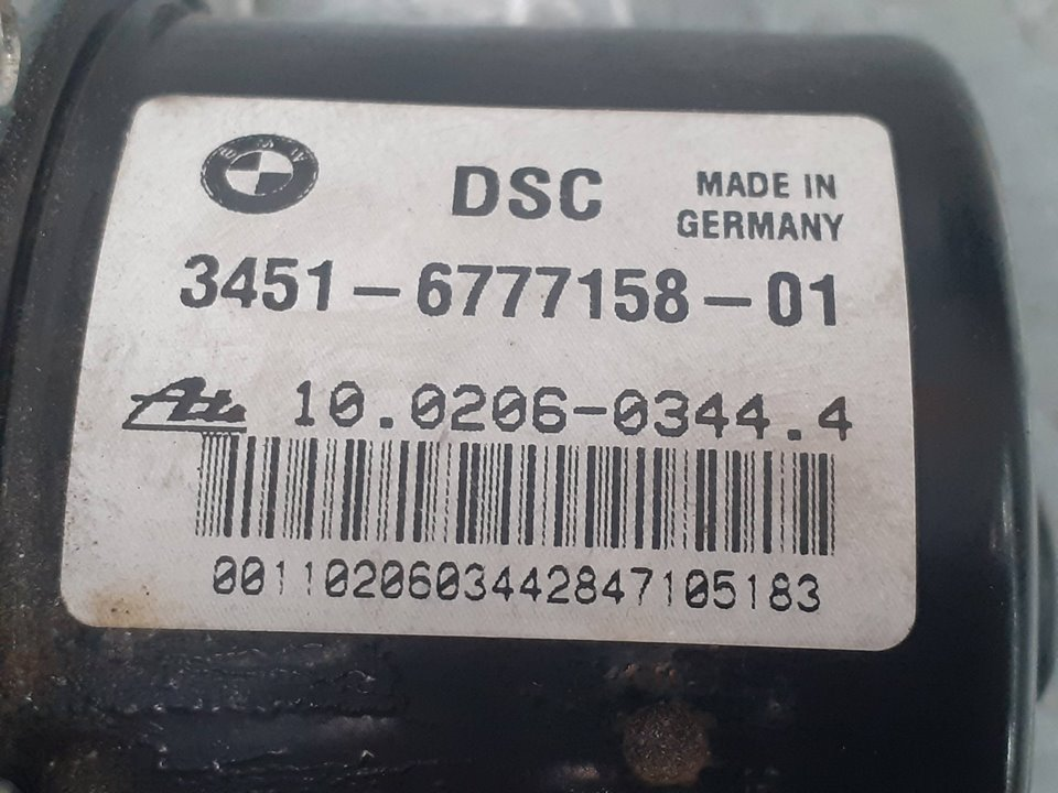 ABS BMW SERIE 1 BERLINA (E81/E87) 118d  2.0 Turbodiesel CAT (143 CV) |   03.07 - 12.12_img_2