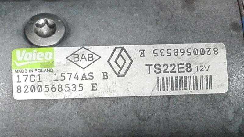 MOTOR ARRANQUE RENAULT LAGUNA GRANDTOUR III Dynamique TomTom  2.0 dCi Diesel FAP (150 CV) |   0.07 - ..._img_2