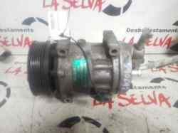 compresor aire acondicionado volvo v40 familiar 1.9 d+ (85kw)   (116 cv) 2000-2005 8200040681