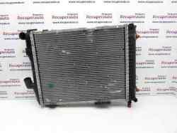 radiador agua mercedes clase e (w124) coupe/cabrio ce 300 (124.050)  3.0 cat (180 cv)