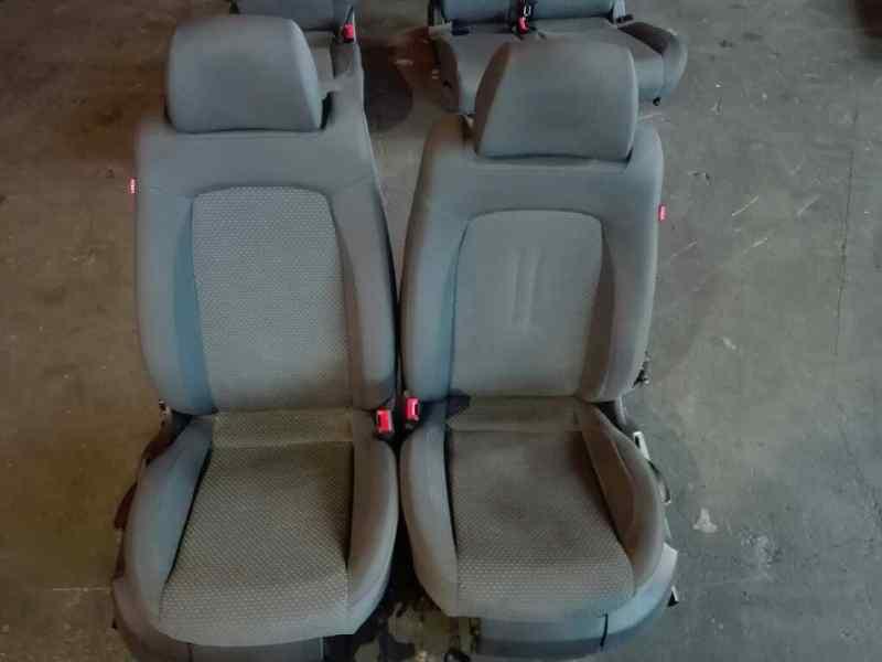 JUEGO ASIENTOS COMPLETO SEAT ALTEA XL (5P5) Reference  1.9 TDI (105 CV) |   03.09 - 12.09_img_1
