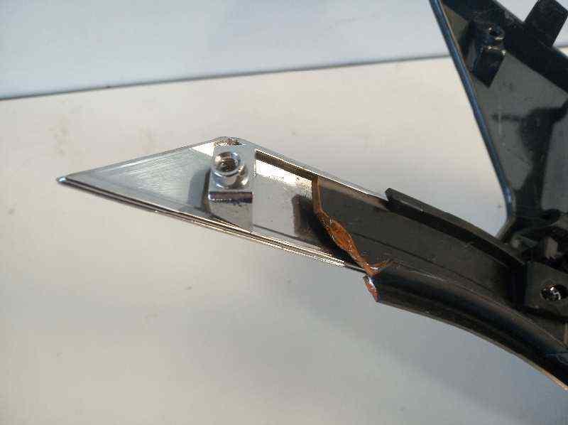 REJILLA DELANTERA HONDA CR-V Elegance 4x2  1.6 DTEC CAT (120 CV) |   09.13 - 12.15_img_2