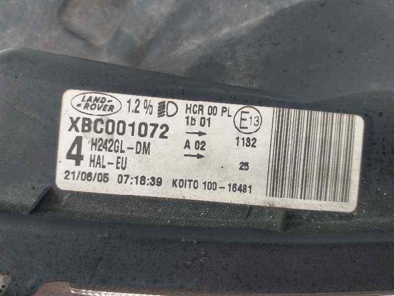 FARO IZQUIERDO LAND ROVER DISCOVERY (...) V6 TD S  2.7 Td V6 CAT (190 CV) |   08.04 - 12.09_img_2