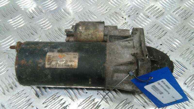 MOTOR ARRANQUE FORD FIESTA COURIER Furg.  1.8 Diesel CAT (60 CV)     0.96 - ..._img_0