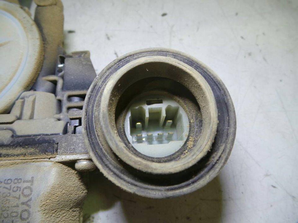 ELEVALUNAS DELANTERO DERECHO TOYOTA YARIS (KSP9/SCP9/NLP9) Básico  1.4 Turbodiesel CAT (90 CV) |   08.05 - 12.08_img_1