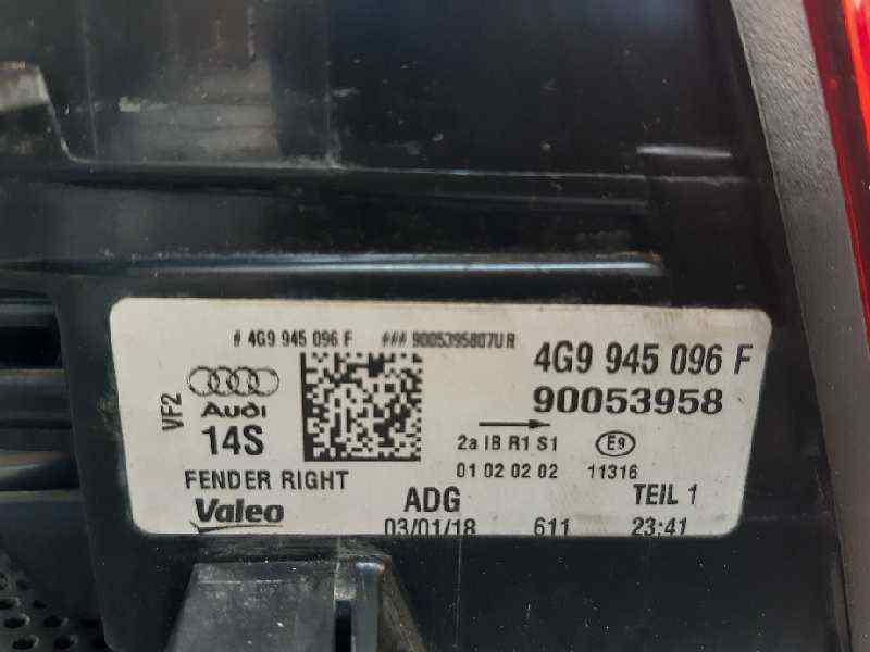 PILOTO TRASERO DERECHO AUDI A6 ALLROAD QUATTRO (4GJ)(09.2014->) 3.0 TDI clean diesel   (272 CV) |   ..._img_5