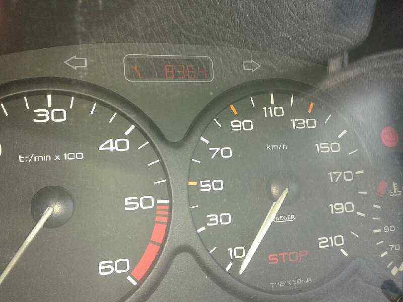 PEUGEOT 206 BERLINA 1.9 Diesel   (69 CV) |   0.98 - ..._img_2