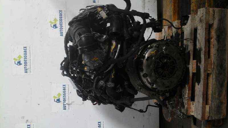 MOTOR COMPLETO VOLKSWAGEN GOLF VI (5K1) 2.0 TDI   (140 CV)     0.08 - ..._img_0