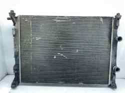 radiador agua renault scenic ii grand confort dynamique  1.9 dci diesel fap (131 cv) 2005-2006 876963Q