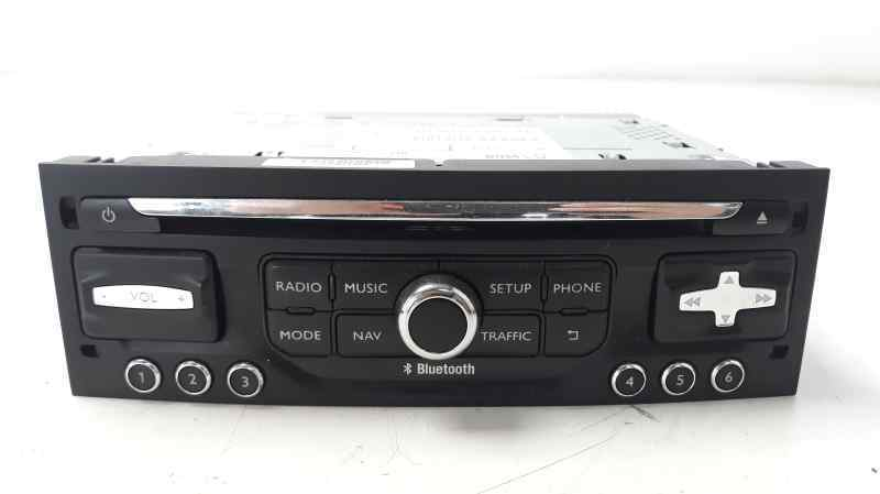 SISTEMA AUDIO / RADIO CD CITROEN DS3 Techno Style  1.6 e-HDi FAP (92 CV) |   07.14 - 12.15_img_0