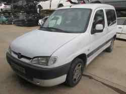 peugeot partner (s1) familiar  1.9 diesel (69 cv) 1996-1999  VF35FWJZE60