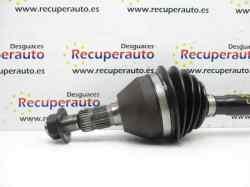 TRANSMISION DELANTERA IZQUIERDA OPEL VECTRA C BERLINA Comfort  2.2 16V CAT (Z 22 SE) (147 CV) |   02.02 - 12.04_mini_1
