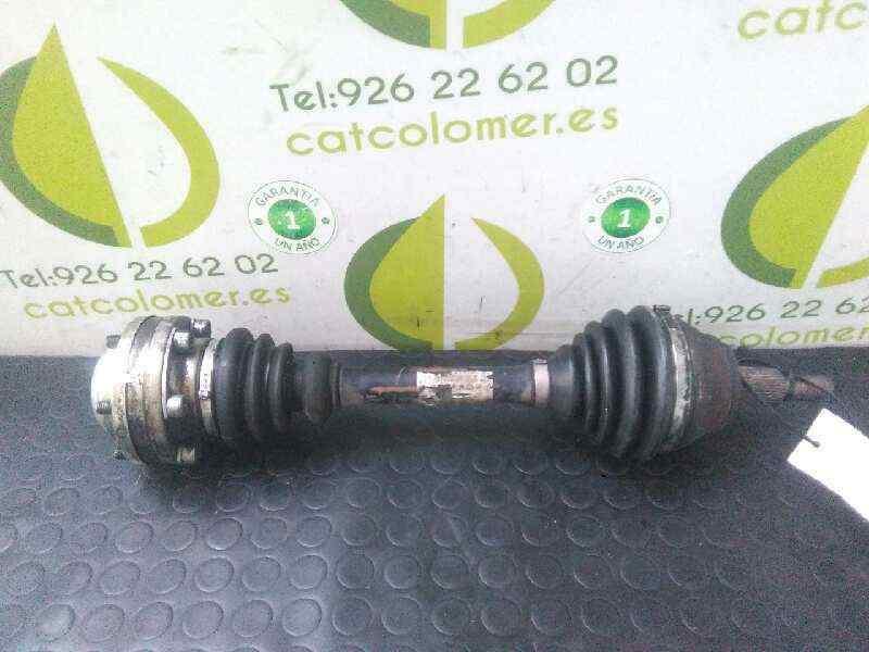 TRANSMISION DELANTERA IZQUIERDA SEAT LEON (1M1) Signo  1.8 20V Turbo (180 CV) |   0.99 - ..._img_0