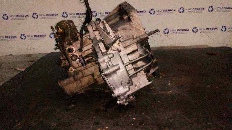 CAJA CAMBIOS RENAULT SCENIC II Authentique  1.9 dCi Diesel (120 CV) |   10.06 - ..._img_5