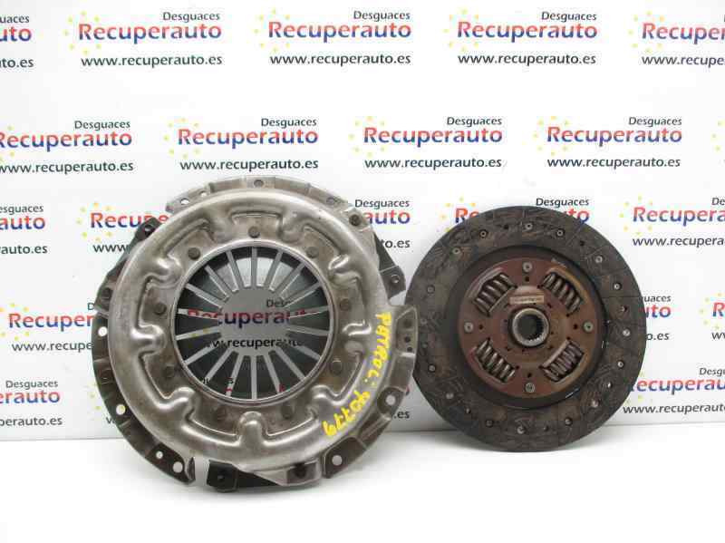 KIT EMBRAGUE NISSAN PATROL GR (Y60) GR  2.8 Turbodiesel (116 CV) |   0.88 - ..._img_0