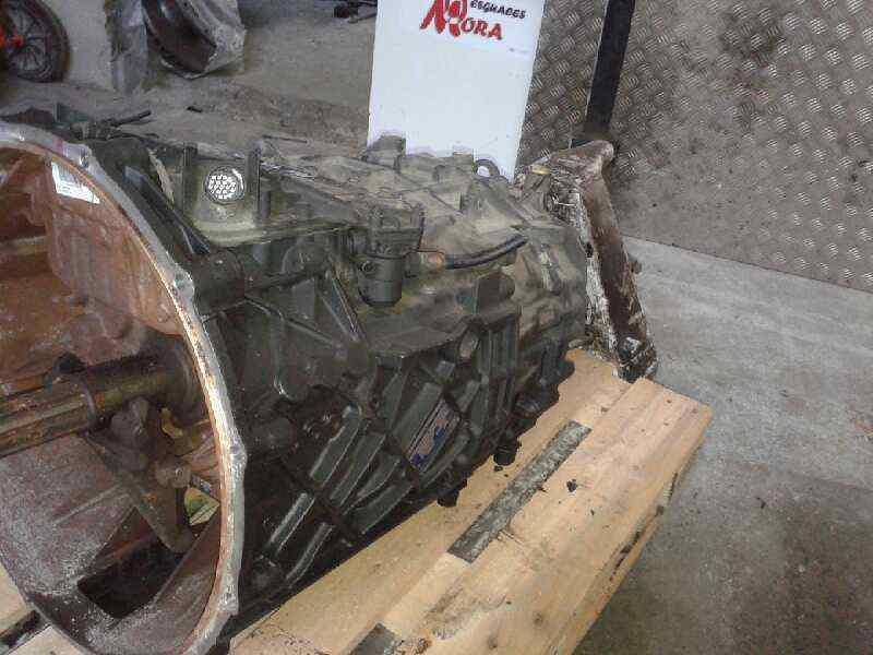 CAJA CAMBIOS MAN TGS 440 440       ... _img_2