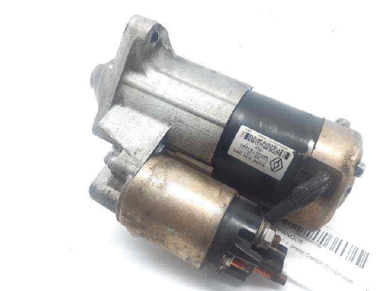 MOTOR ARRANQUE RENAULT SCENIC II Grand Confort Dynamique  1.5 dCi Diesel (101 CV) |   04.04 - 12.05_img_2