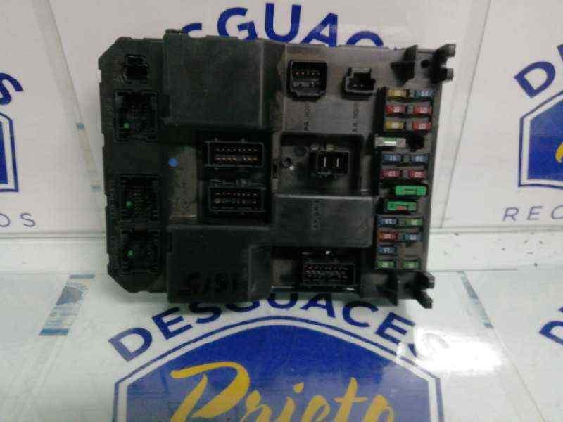 CAJA RELES / FUSIBLES PEUGEOT 307 BREAK / SW (S1) SW PACK  2.0 HDi FAP CAT (107 CV) |   04.02 - 12.04_img_2