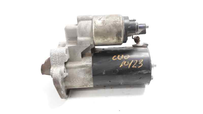 MOTOR ARRANQUE RENAULT CLIO IV Dynamique  1.5 dCi Diesel FAP (90 CV)     09.12 - 12.15_img_1