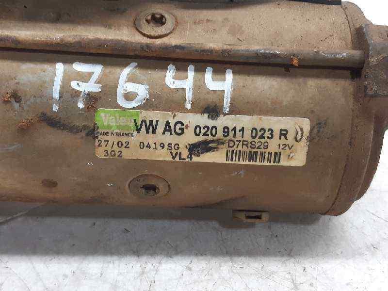 MOTOR ARRANQUE SEAT INCA (6K9) 1.9 SDI Van   (64 CV) |   08.96 - ..._img_2