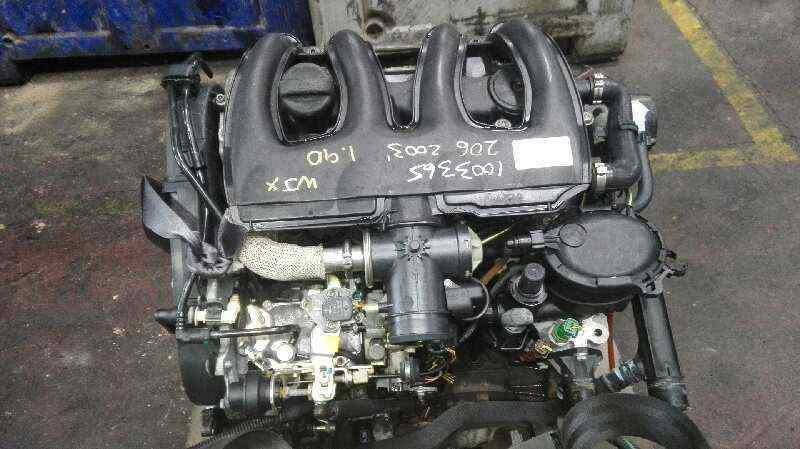 MOTOR COMPLETO PEUGEOT 206 BERLINA X-Line  1.9 Diesel (69 CV) |   10.02 - 12.03_img_1
