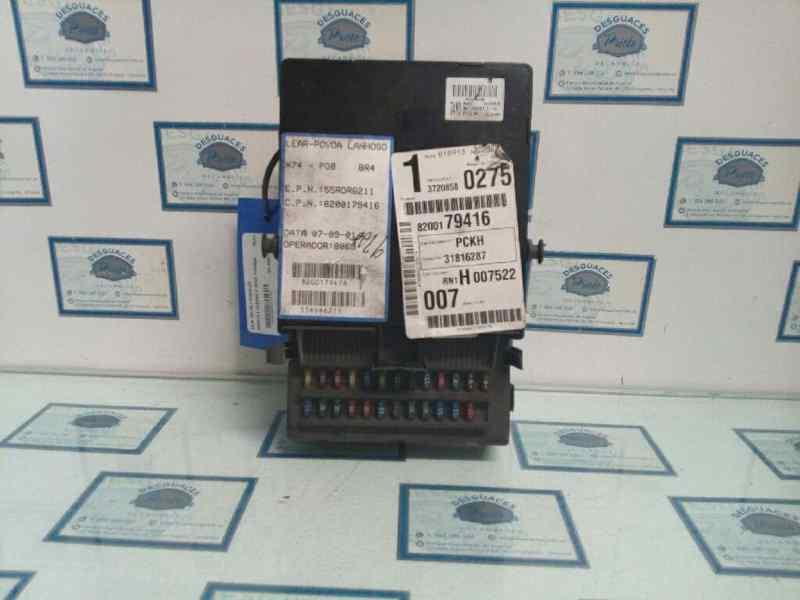 CAJA RELES / FUSIBLES RENAULT LAGUNA II (BG0) Privilege  1.9 dCi Diesel (120 CV) |   03.01 - 12.05_img_0