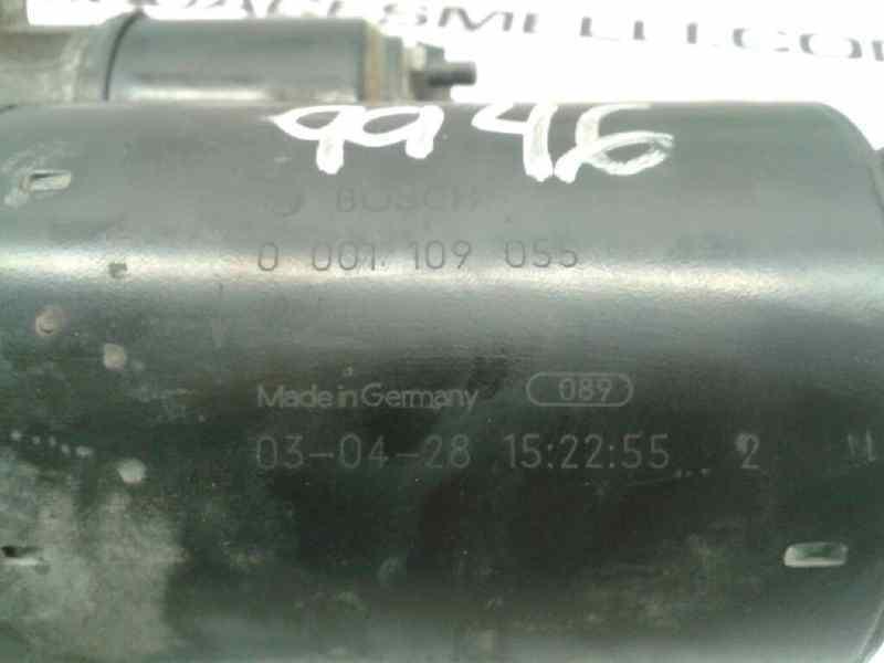 MOTOR ARRANQUE OPEL ASTRA G BERLINA Comfort  2.0 DTI (101 CV)     02.98 - 12.03_img_5