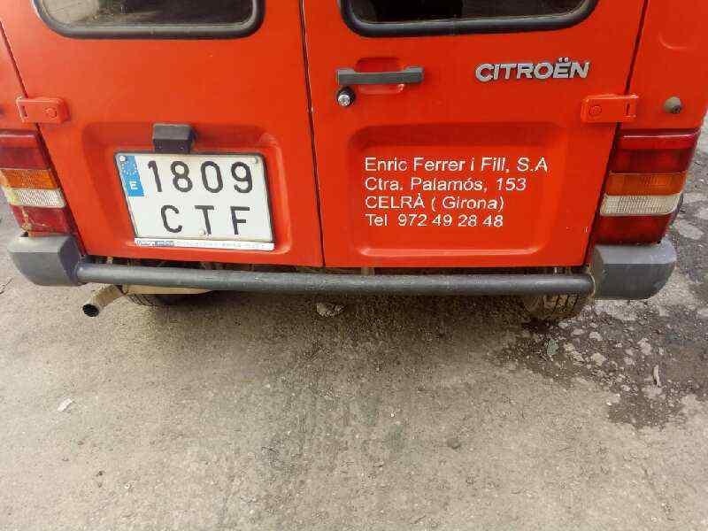 PARAGOLPES TRASERO CITROEN C15 RD Familiale  1.8 Diesel (161) (60 CV) |   01.86 - ..._img_0