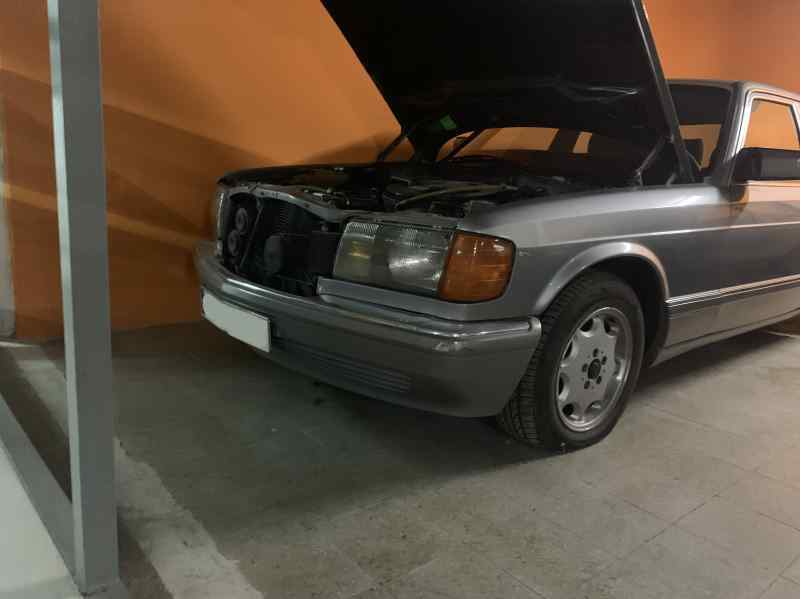 MERCEDES CLASE S (W126) BERLINA+COUPE SE 300  3.0 CAT (180 CV) |   09.85 - ..._img_1