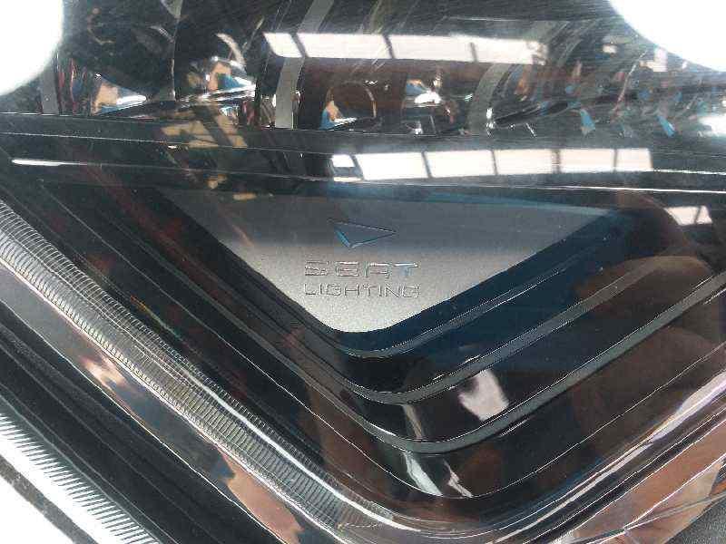 FARO DERECHO SEAT LEON (5F1) FR Plus  1.4 16V TSI (150 CV) |   ..._img_2