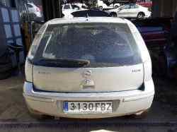 opel corsa c silverline  1.3 16v cdti cat (z 13 dt / ln9) (69 cv) 2003-2006 D-Z13DT W0L0XCF6864