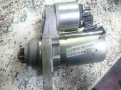 motor arranque volkswagen polo (6r1) advance  1.2 12v (69 cv) 2009-2011 02T911023S