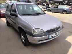 opel corsa b edition 2000  1.7 diesel (60 cv) 1999-2000  W0L0SBF68Y4