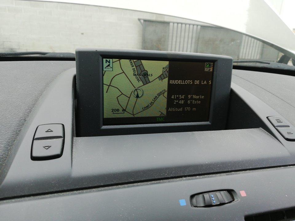 SISTEMA NAVEGACION GPS BMW SERIE X3 (E83) 3.0sd   (286 CV) |   09.06 - 12.08_img_0