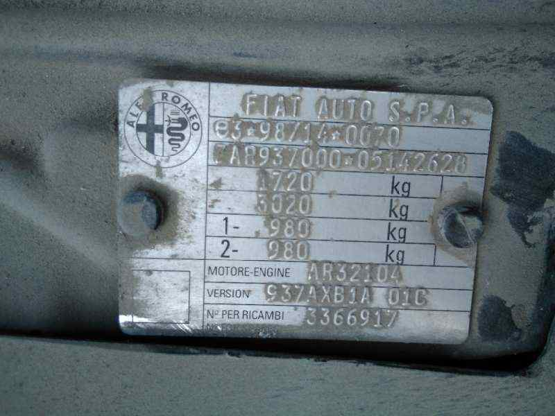 ALFA ROMEO 147 (190) 1.6 T.Spark Distinctive   (120 CV) |   12.00 - 12.04_img_1