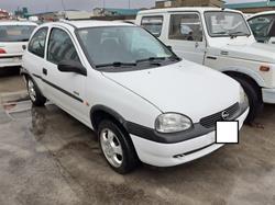 opel corsa b eco  1.7 diesel (60 cv) 1997-2000 X17D W0L0SBF08X4