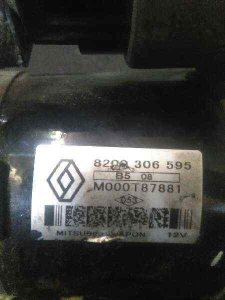 MOTOR ARRANQUE RENAULT MEGANE II BERLINA 5P Luxe Privilege  1.5 dCi Diesel (101 CV) |   07.02 - 12.05_img_2