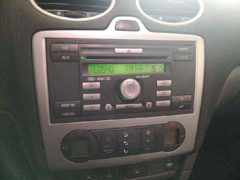 SISTEMA AUDIO / RADIO CD FORD FOCUS SPORTBREAK (CAP) Sport  1.6 16V CAT (101 CV) |   0.04 - ..._img_0